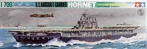 Tamiya 77510 Hornet Aircraft Carrier 1/700