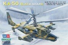 Hobby Boss 87217 Ka-50 Black shark Attack Helicopter (1:72)