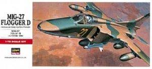 Hasegawa C10 Mig 27 Flogger D (1:72)