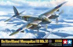 Tamiya 60326 de Havilland Mosquito FB. Mk. VI 1