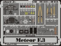 Eduard FE213 Meteor F. Mk.3 1:48 Tamiya