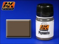 AK Interactive AK 042 European Earth Pigment 35ml