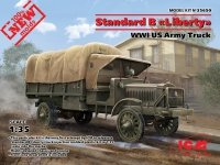 ICM 35650 Standard B Liberty, WWI US Army Truck (1:35)
