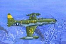 Hobby Boss 81724 RF-80A Shooting Star (1:48)