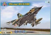 Modelsvit 72063 Mirage III EA/EBR 1/72