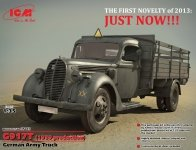 ICM 35413 G917T (1939 production) German Army Truck (1:35)