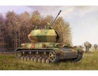 Trumpeter 01520 German 3.7cm Flak 43 Flakpanzer IV (1:35)