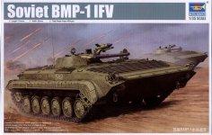 Trumpeter 05555 Soviet BMP-1 IFV (1:35)