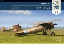Arma Hobby 70006 PZL P.7a Expert Set 1/72