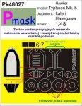 P-Mask PK48027 HAWKER TYPHOON MK.IB (ITALERI/HASEGAWA) (1:48)