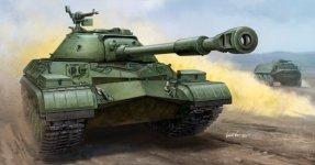 Trumpeter 05547 Soviet T-10A Heavy Tank 1/35