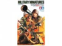 Tamiya 35086 U.S. Gun And Mortar Team (1:35)