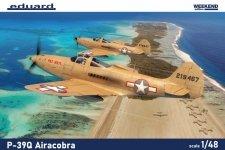 Eduard 8470  P-39Q Airacobra Weekend Edition 1/48