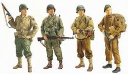 Dragon 6653 Allied Force ETO 1944 (1:35)