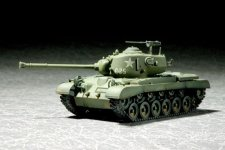 Trumpeter 07288 US M46 Patton Medium Tank (1:72)