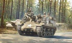 Italeri 6580 M7 Priest Howitzer Motor Carriage 1/35
