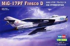 Hobby Boss 80336 MiG-17PF Fresco D (1:48)
