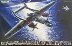Great Wall Hobby L4810 Northrop P-61B Black Widow (1:48)