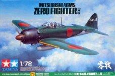 Tamiya 60779 Mitsubishi A6M5 Zero (1:72)