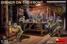 MiniArt 35325 DINNER ON THE FRONT 1/35