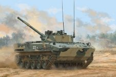 Trumpeter 09582 BMD-4M Airborne Infantry Fighting Vehicle 1/35