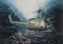 Italeri 0849 UH-1D Iroquois (1:48)