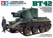 Tamiya 35318 Finnish Army Assault Gun BT-42 (1:35)