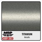 MR. Paint MRP-082 TITANIUM Metallic 30ml