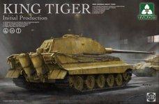 Takom 2096 King Tiger Inital production 1/35