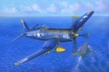 Hobby Boss 80389 F4U-5 Corsair (1:48)