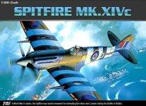 Academy 12274 Supermarine Spitfire Mk. XIV C 1/48