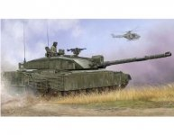 Trumpeter 01522 British Challenger 2 Enhanced Armour (1:35)