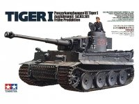 Tamiya 35216 German Tiger I Early Production (1:35)
