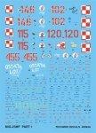 Techmod 48094 MiG-23MF (1:48)