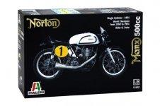 Italeri 4602 Norton Manx 500cc 1/9