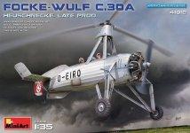 MiniArt 41018 FOCKE-WULF FW C.30A HEUSCHRECKE. LATE PROD 1/35
