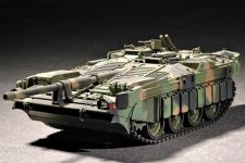 Trumpeter 07298 Swedish Strv 103C MBT (1:72)