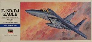 Hasegawa D5 F-15D/DJ Eagle (1:72)