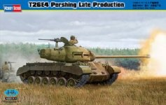 Hobby Boss 82428 T26E4 Pershing Late Production (1:35)