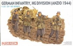 Dragon 6158 HG Division Anzio 44 (1:35)