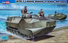 Hobby Boss 82409 LVTP-7 Landing Vehicle Tracked- Personal (1:35)