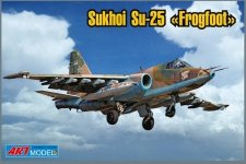 Art Model 7215 Sukhoi SU-25 FROGFOOT (1:72)