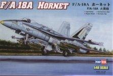 Hobby Boss 80320 F/A-18A HORNET (1:48)