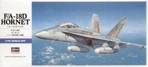 Hasegawa D9 F/A-18D Hornet (1:72)