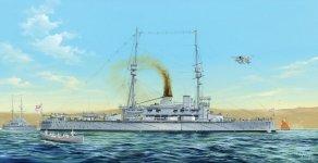 Hobby Boss 86509 HMS Agamenon (1:350)