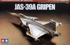 Tamiya 60759 JAS-39A Gripen (1:72)