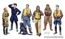 Master Box 3201 Famlous pilots of IIWW Kit 1 (1:32)
