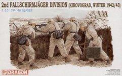 Dragon 6157 2nd Fallschimjager Div. Kirovograd (1:35)