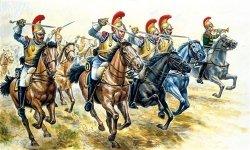 Italeri 6003 French Carabiners (1:72)
