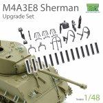 T-Rex Studio TR48001 M4A3E8 Upgrade Set 1/48